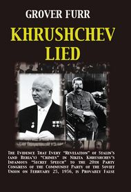 Khrushchev Lied book cover